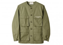 SD No Collar BDU Jacket