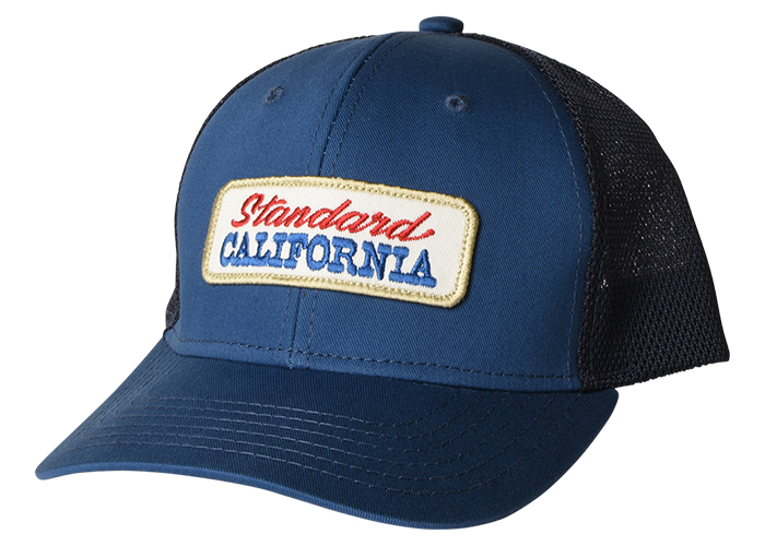 STANDARD CALIFORNIA - SD Logo Patch M CAP
