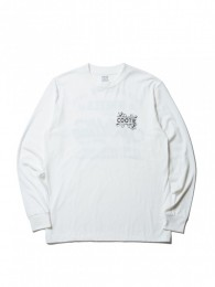 Print L/S Tee (SPLITTING)