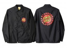 SANTA CRUZ x SD Coach Jacket TYPE2