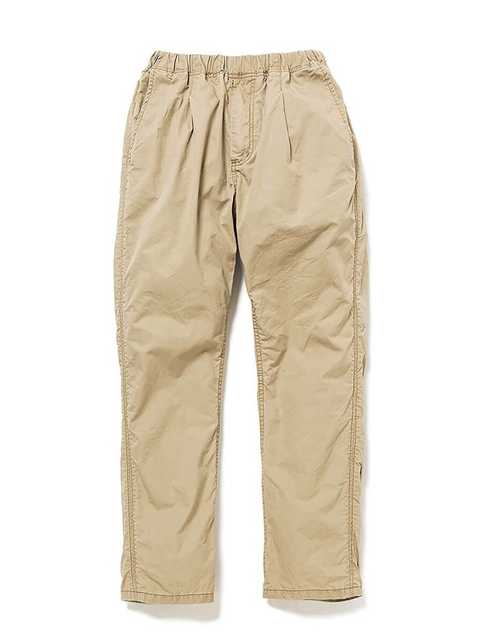 nonnative - Dweller Easy Pants Relax Fit Cotton Twill
