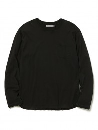 nonnative - Dweller L/S Tee Cotton Jersey Overdyed
