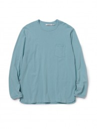 Dweller L/S Tee Cotton Jersey Heavy Weight
