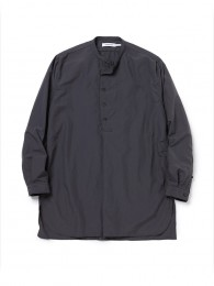 Scientist Pullover Long Shirt Nylon Taffeta