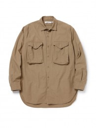 Hunter Long Shirt Cotton Ripstop
