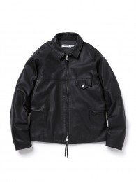 nonnative - Rider Jacket Cow Leather