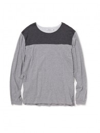 Coach Tee L/S Cotton Jersey