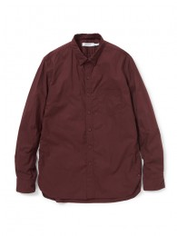 Dweller B.D Shirt Cotton Poplin