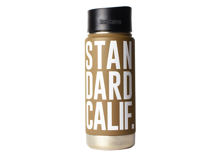 STANDARD CALIFORNIA - SD KLEAN KANTEEN x SD Wide Insulated Bottle