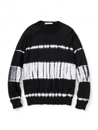 Guardian Sweater Cotton Yarn Tie-Dye