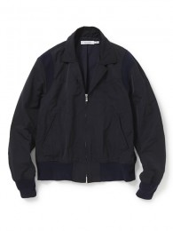 Guardian Blouson Poly Grosgrain