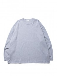 Supima Cotton Honeycomb Thermal L/S Tee