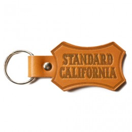 Button Works x SD Shield Logo Key Holder