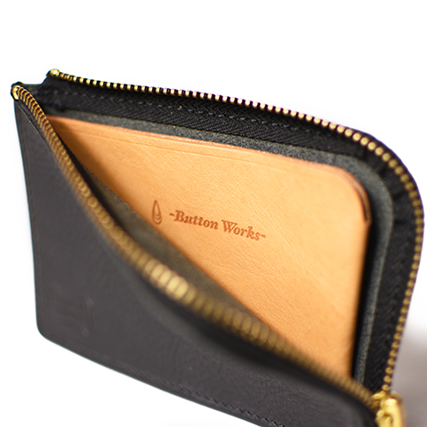 STANDARD CALIFORNIA - Button Works x SD Leather Wallet