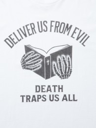 COOTIE - Print S/S Tee (DEATH TRAPS US ALL)
