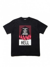 Print S/S Tee (HELL ON EARTH)