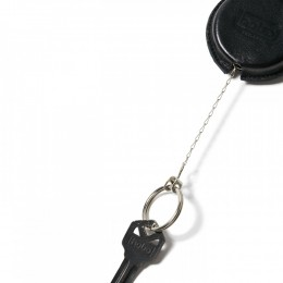 hobo - Cow Leather Reel Key Chain