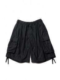 Back Satin Error Fit Cargo Easy Shorts