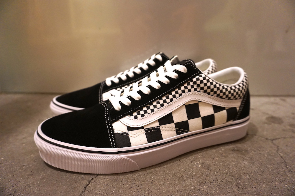 VANS - OLD Skool Mix Checker