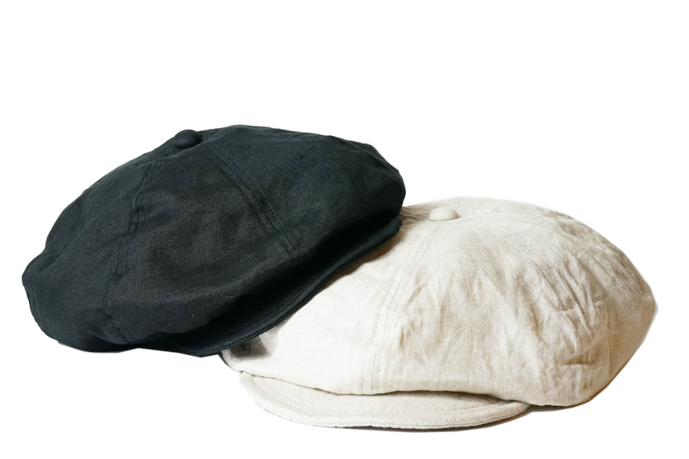 AND FAMILYS - Linen Casquette