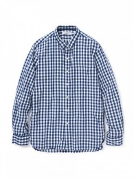 Dweller B.D. Shirt C/T Typewriter Gingham Check