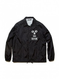 Coach Jacket (Black MASK)