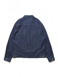 COOTIE - Trucker Light Oz Denim Jacket (8oz)