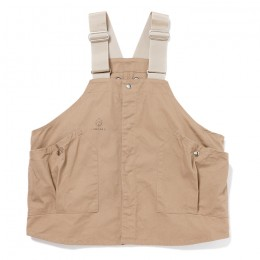 Cotton Twill Gardener Vest by LAND & B.C