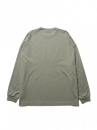 COOTIE - Supima Cotton Oversize L/S Tee