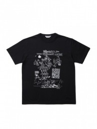 Print S/S Tee (WORD PROCESSING MACHINE)