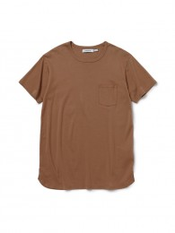 Dweller S/S Tee Cotton Jersey Mid Weight