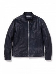 Rider Blouson Cow Leather