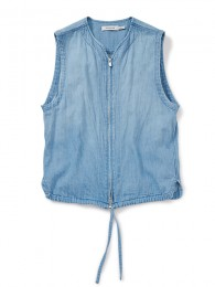 Guardian Vest Cotton 7.5oz Denim VW