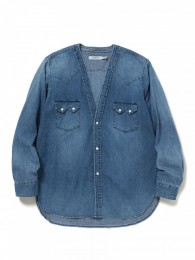 Rancher Shirt Jacket Cotton 8oz Denim VW DK