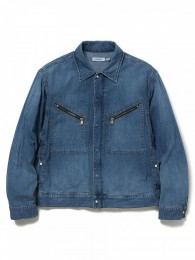 Worker Blouson Cotton 8oz Denim VW DK