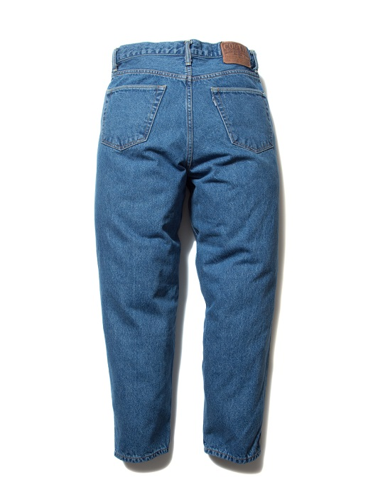 COOTIE -  5 Pocket Baggy Denim