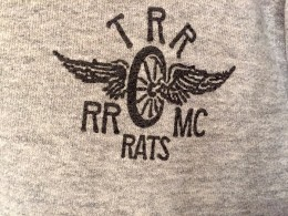 RATS - Zip Up Sweat