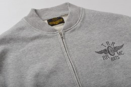 Zip Up Sweat