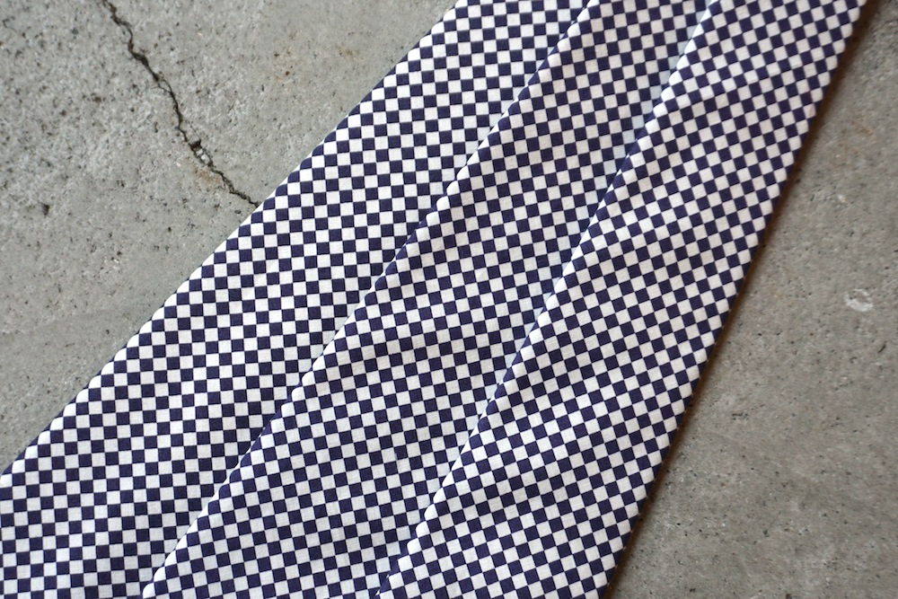 The Stylist Japan - TENDERLOIN x TSJ TIE / WHITE × BLUE
