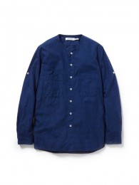 Traveler Shirt Cotton Gingham Check