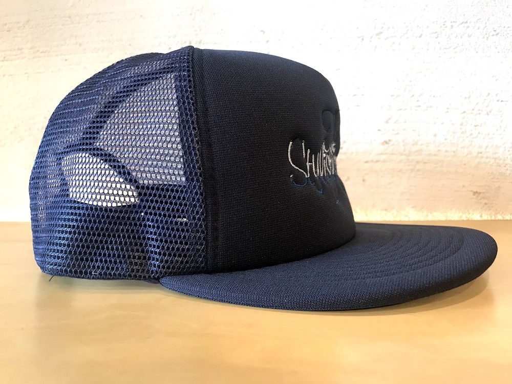 The Stylist Japan - Mesh CAP Gradation LOGO