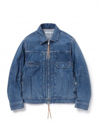 Worker Jacket Cotton 12oz Denim VW