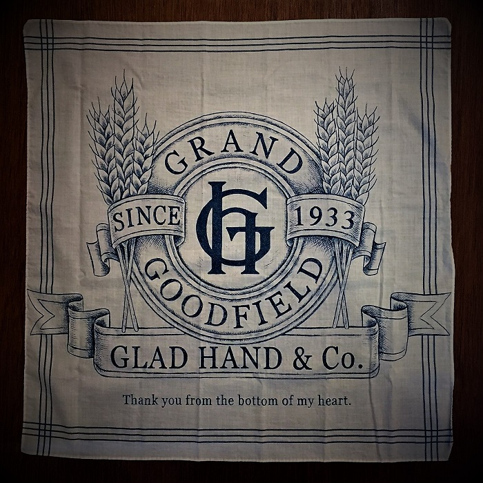 GLAD HAND & Co. - GH Bandana