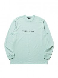 Print L/S Tee (THRILL CRAZY)
