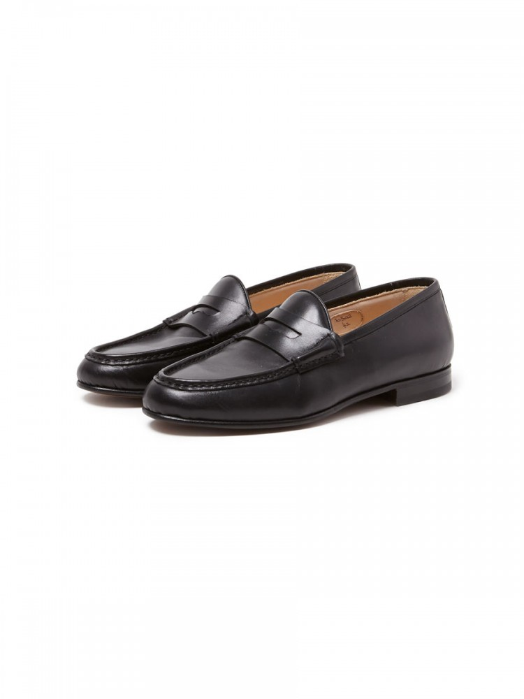 nonnative - Clerk Loafer Cow Leather