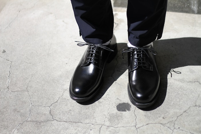 nonnative - Clerk Plain Toe Shoes Cow Leather
