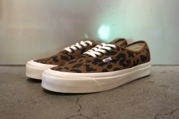 Authentic 44 DX Anaheim Factory OG LEOPARD