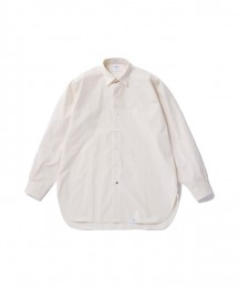 "L/S Organic Cotton Broad Shirt ""BRYCE"""