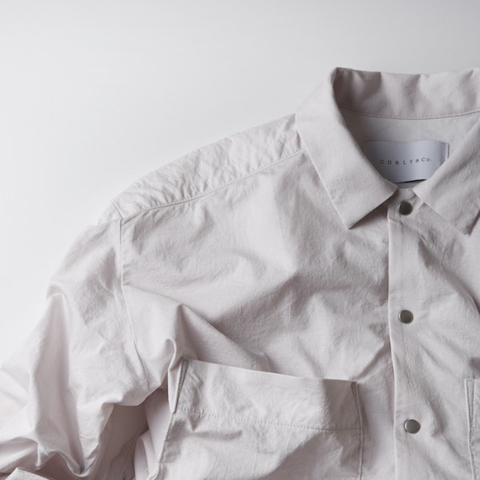 "CURLY - Cloudy LS Shirts ""Kersey"""