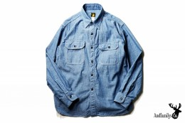 Chambray Work Shirts